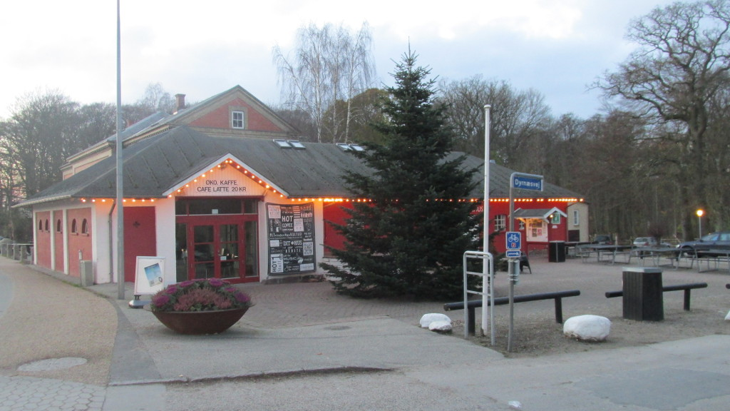 Juletræet tændes i Jægerspris