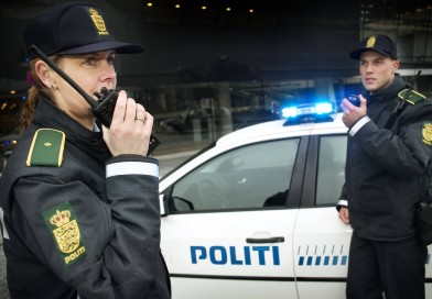 Bilist flygtede fra politiet – og blev fundet igen