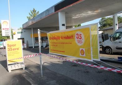 Nu er Statoil i Ejby blevet til Shell