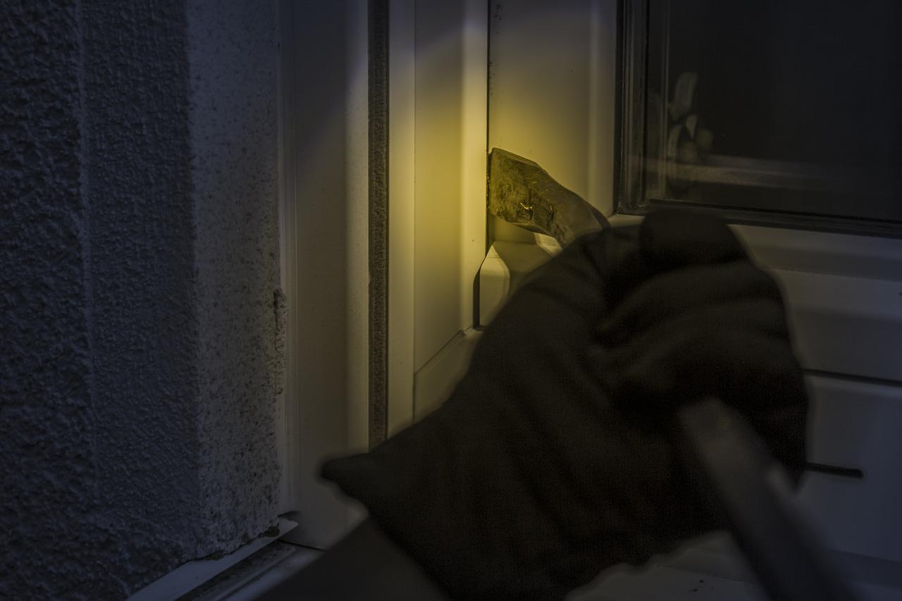 Indbrud i villa i Biltris