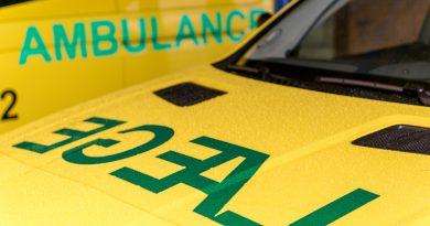 53-årig mand dræbt i færdselsulykke