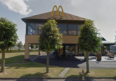 Kr. Hyllinge-drenge bortvist fra McDonald's