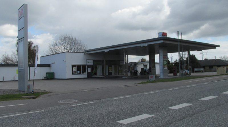 Lørdag d. 29. april er der loppemarked på OK-tanken i Lyngerup. Foto: Hornsherred Avis.
