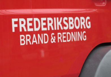 Brand på gård på Kyndbyvej